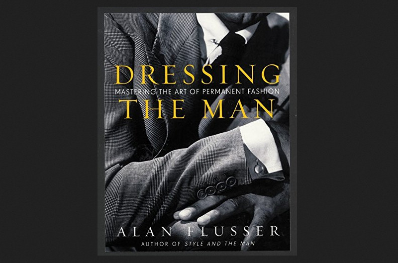 dressing the man book review