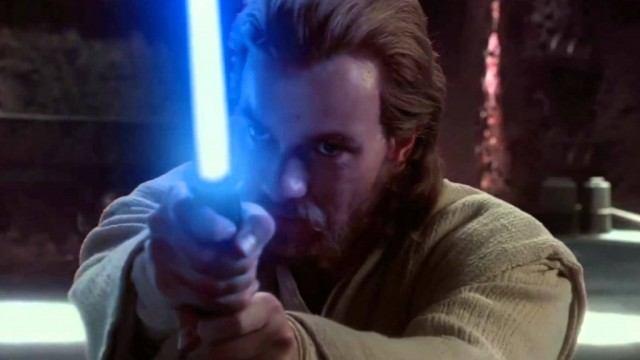 Ewan McGregor in 'Attack of the Clones'