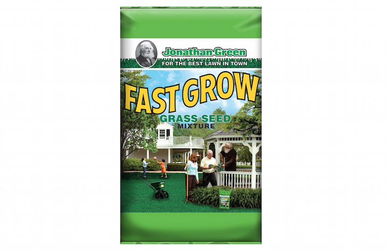 Fast Grow Grass Seed Mix