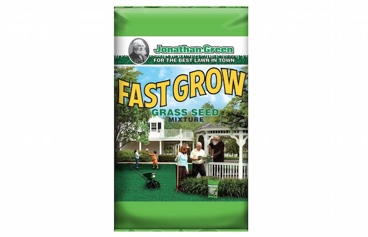 Fast Grow Grass Seed Mix