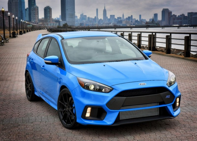 Here's How Fast the Ford Focus RS Actually Is