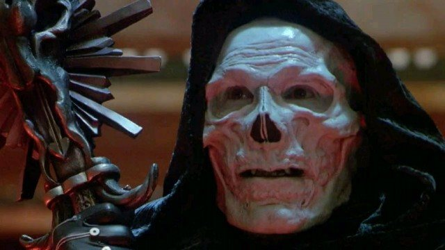 Frank Langella in Masters of the Universe