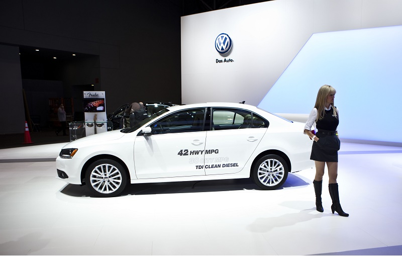 New York Auto Show Media Preview Jetta TDI