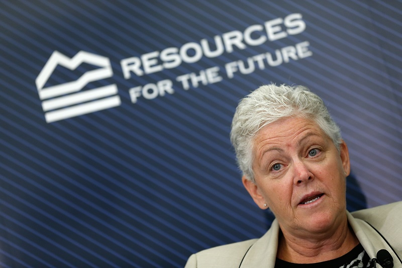 EPA Administrator Gina McCarthy Speaks On US Energy And Environmental Issues