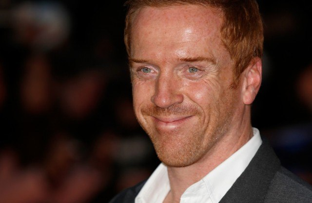 Damien Lewis on the red carpet