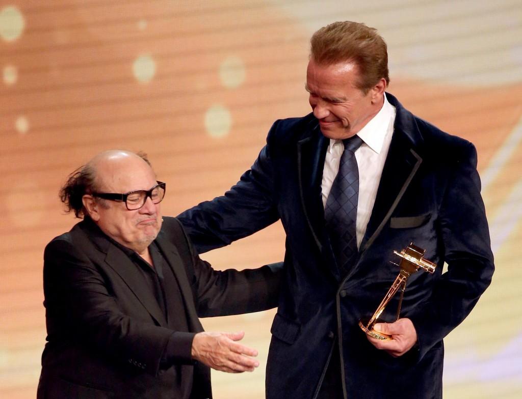 Danny DeVito, Arnold Schwarzenegger