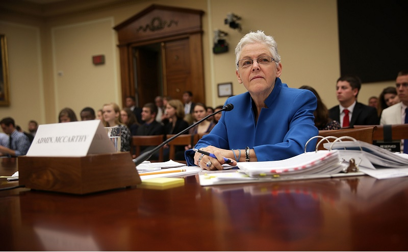 EPA Chief McCarthy Testifies At House Hearing On EPA Regulatory Overreach