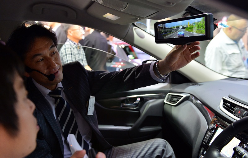 JAPAN-AUTO-TECHNOLOGY