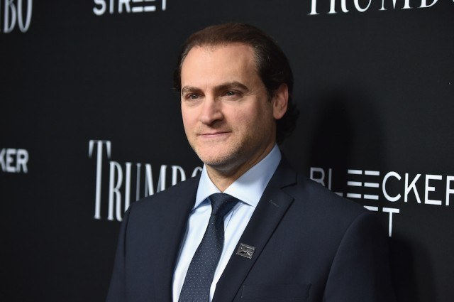 Actor Michael Stuhlbarg.