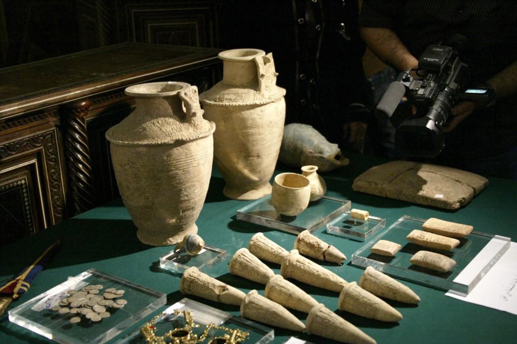 iraq artifacts