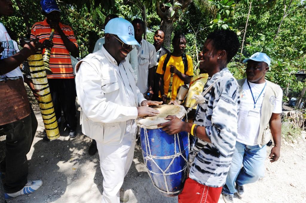 haitian drum