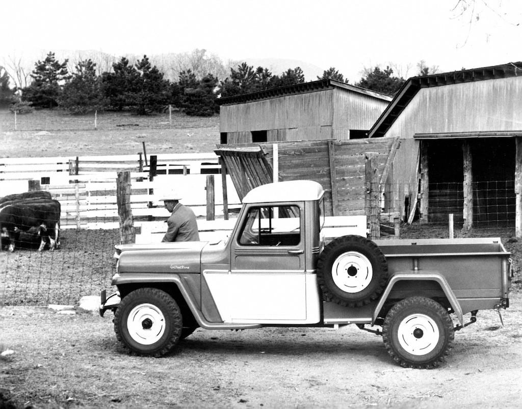 1955 Jeep Truck
