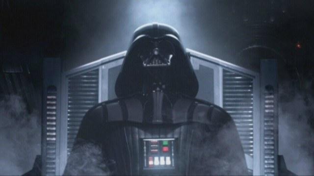 Hayden Christensen in 'Revenge of the Sith'