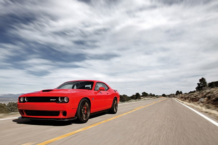 The fastest muscle cars of today are safer and more powerful than those used by street racers in the past