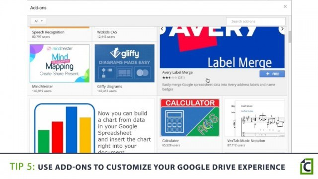 How to Use Google Drive Like a Boss Tip 5