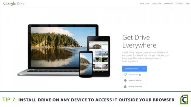 How to Use Google Drive Like a Boss Tip 7