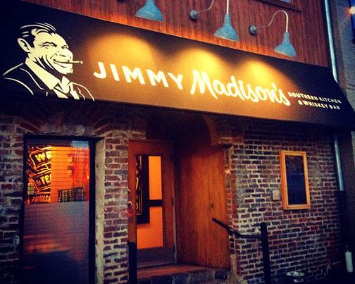 Jimmy Madison's
