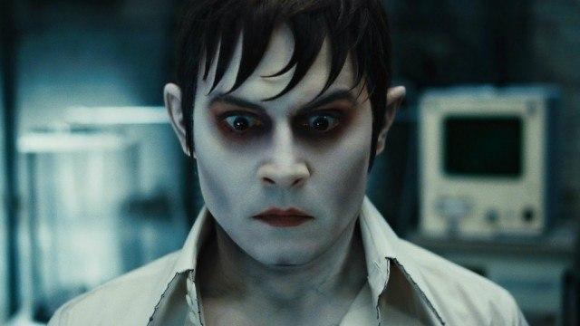Johnny Depp in 'Dark Shadows'