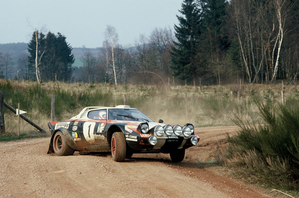 The Lancia Stratos: How this Car Changed Rally Racing Forever