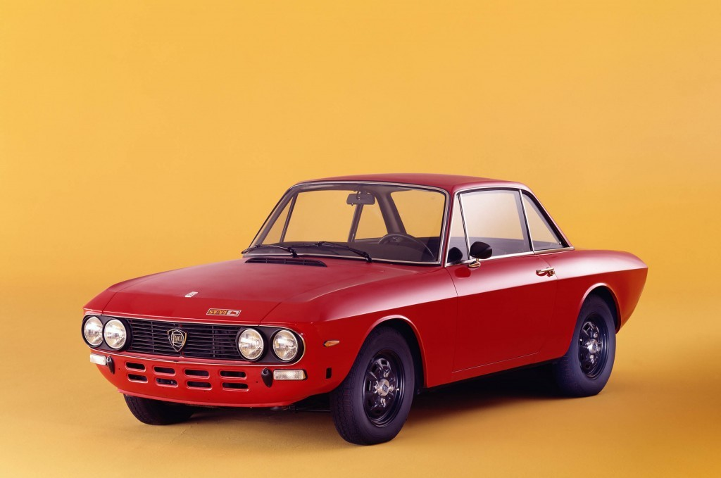 LHA087 - Fulvia Coupè 3 Safari 1973-1976