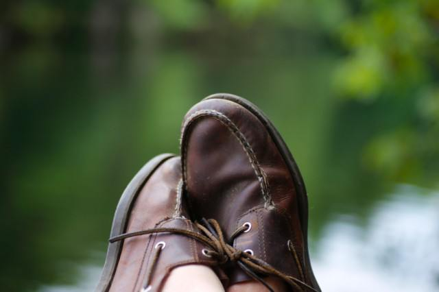 Shoes are just way too specific to buy for someone else   Source: iStock