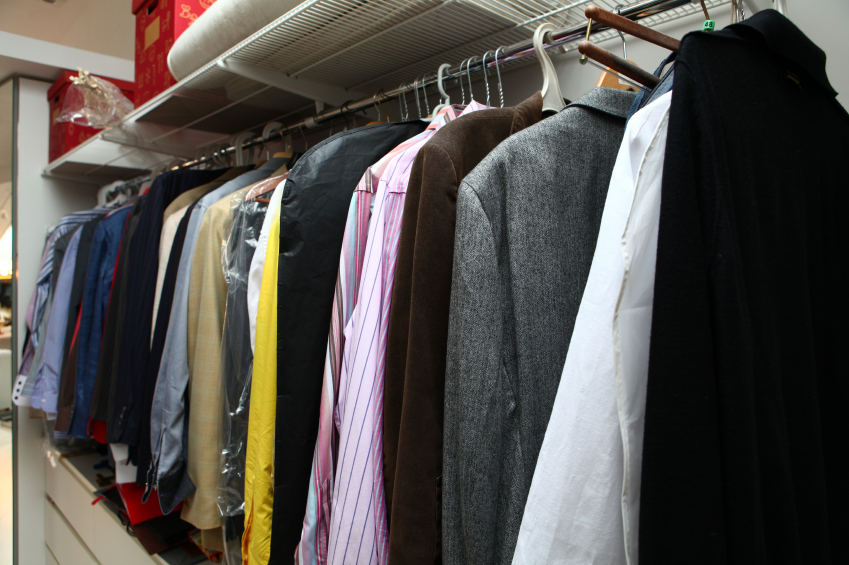 In order to be stylish, get rid of of your old clothes