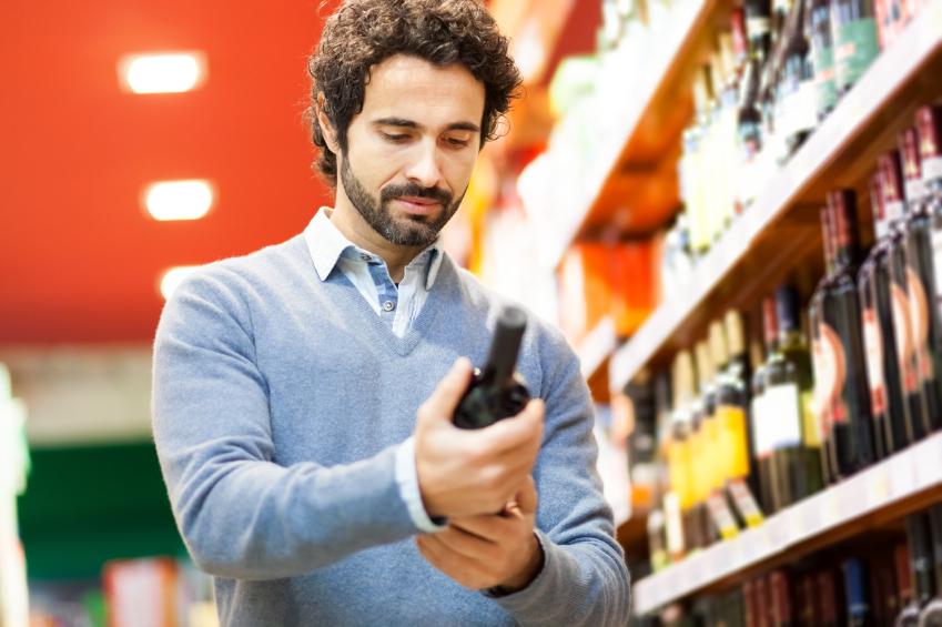 buying wine