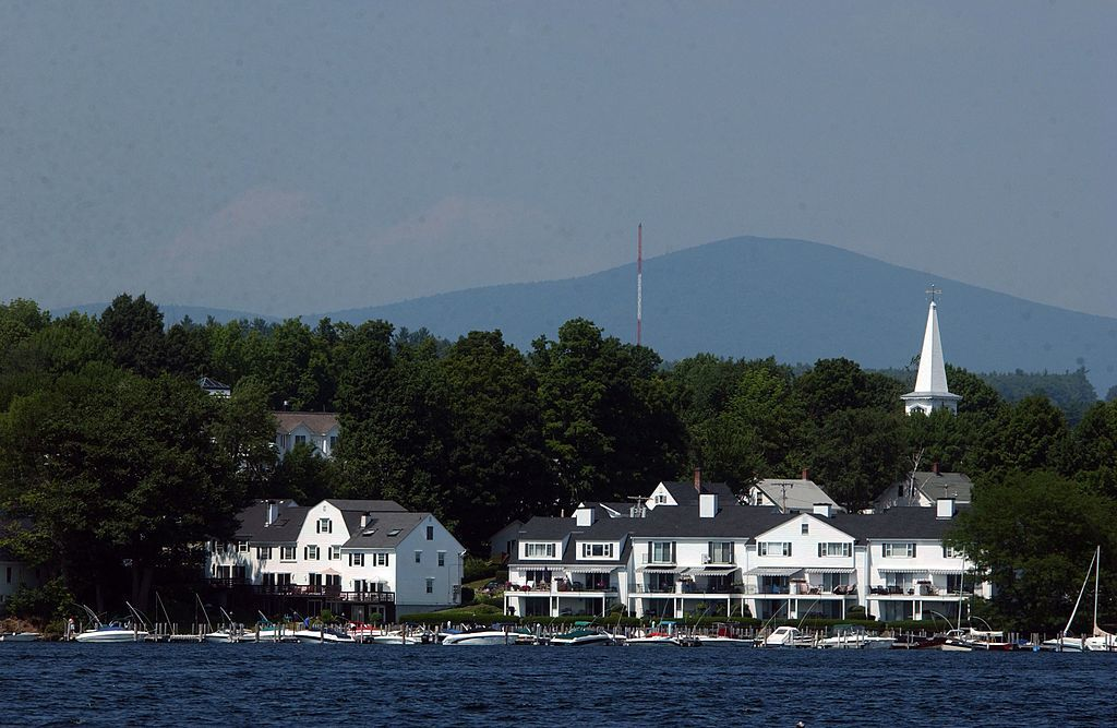 New Hampshire scenery