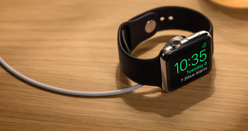 Nightstand Mode for Apple Watch in watchOS 2