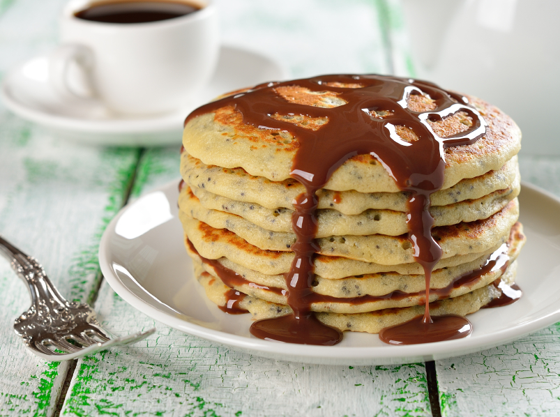 Easy pancake toppings that are better than syrup ccuart Images