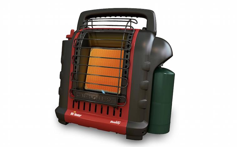 Portable Radiant Heater