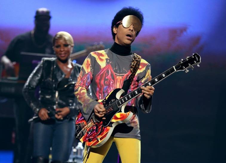 Prince | Christopher Polk/Getty Images for Clear Channel)