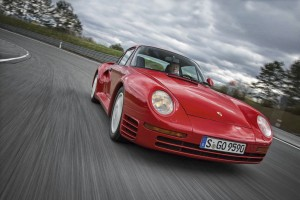 Porsche 959: The Ultimate Driver's Car of the '80s