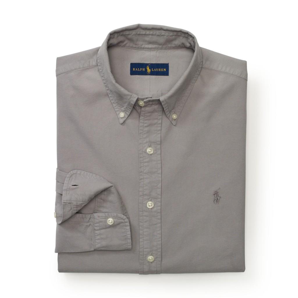 Ralph Lauren slim cotton oxford shirt