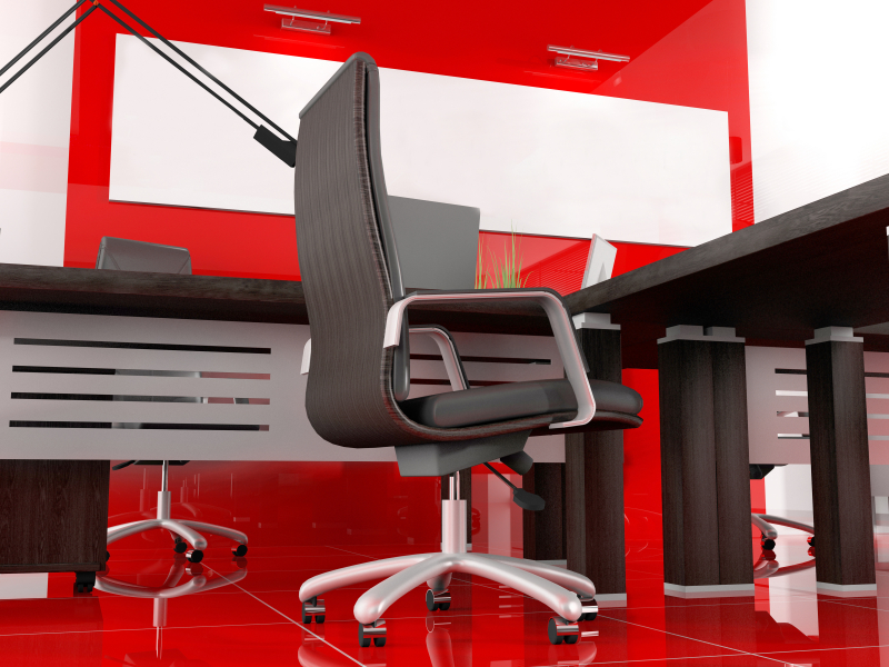 red office