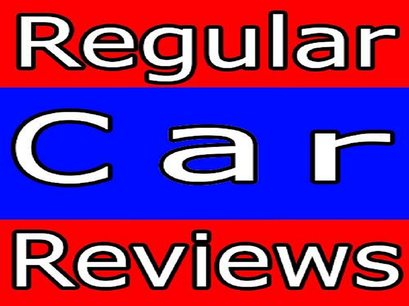 Regular Car Reviews