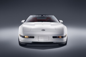 Chevy Builds Its One Millionth Corvette…Again