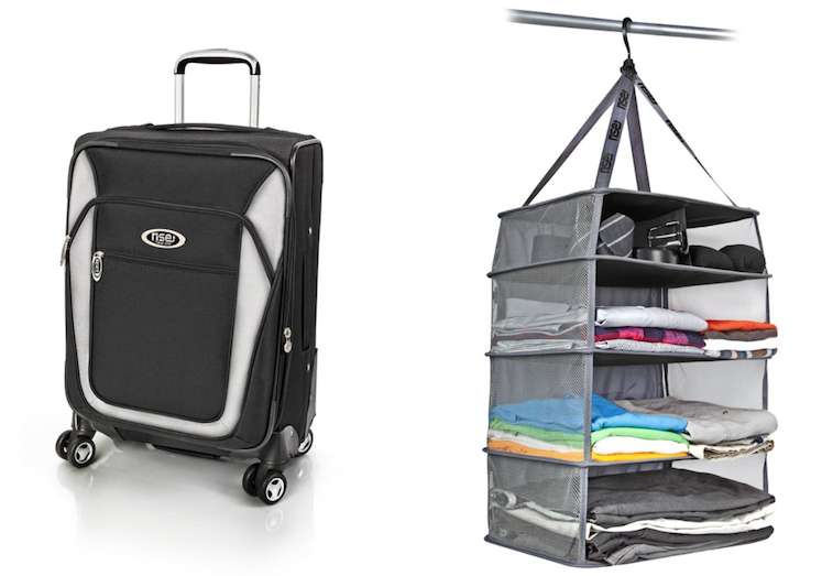 Rise Travel 21 Inch Spinner Suitcase