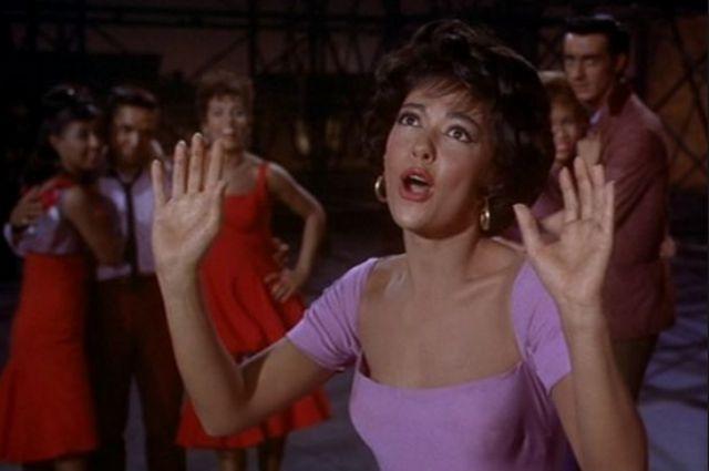 Rita Moreno in West Side Story