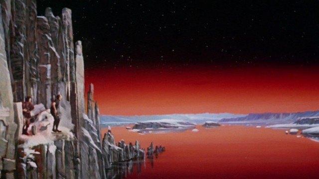 'Robinson Crusoe on Mars'