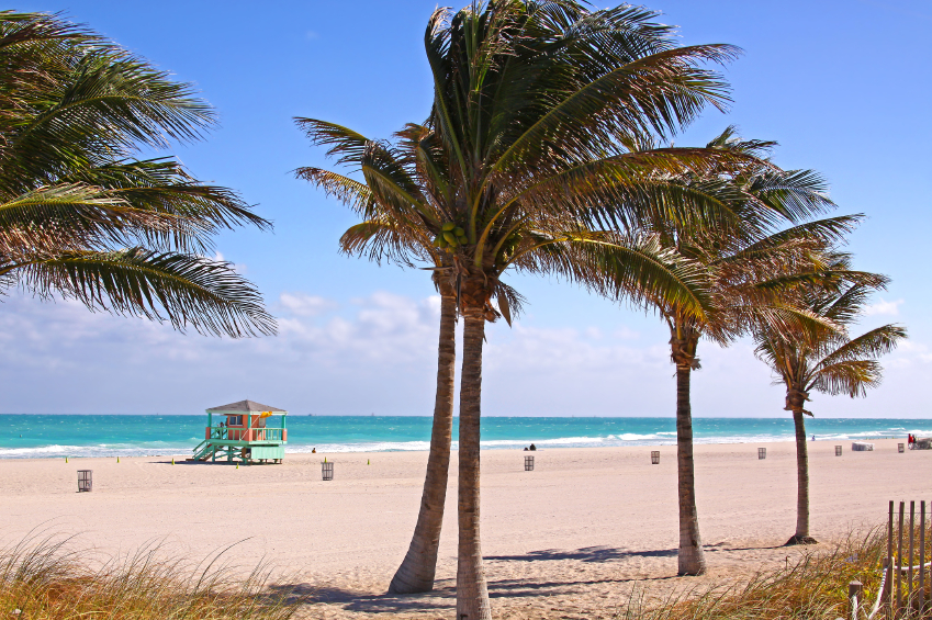 South Miami Beach, Florida