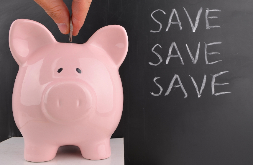 savings piggy bank