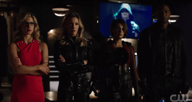 Team Arrow - the CW