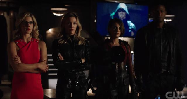 Team Arrow - the CW