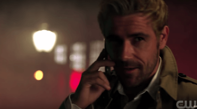 Constantine, Arrow - the CW