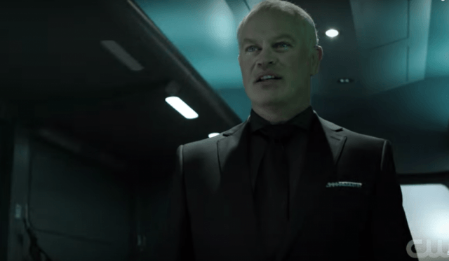 Damien Darhk - The CW, Arrow