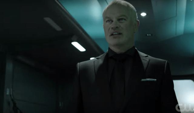 Damien Darhk - The CW, Arrow