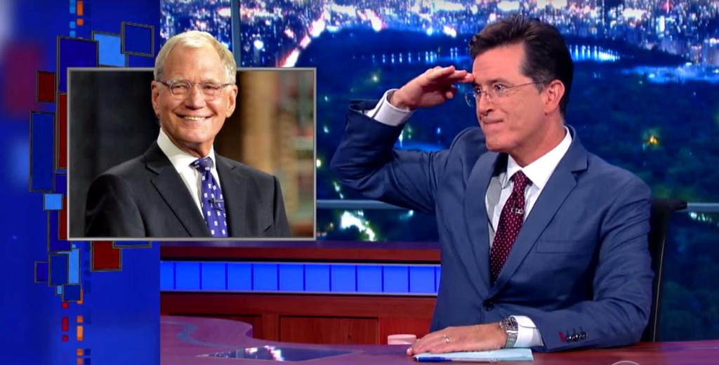 Stephen Colbert - The Late Show, CBS