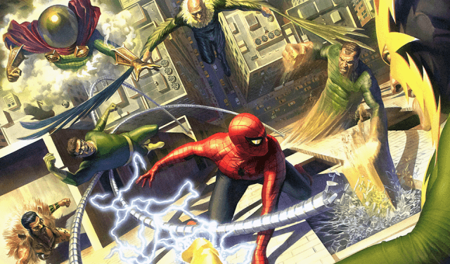 Sinister Six, Marvel - Spider-Man