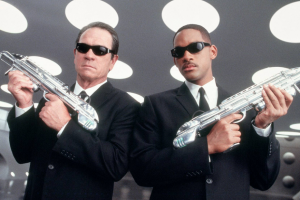 Can a 'Men in Black' Reboot Top the Original Movies?